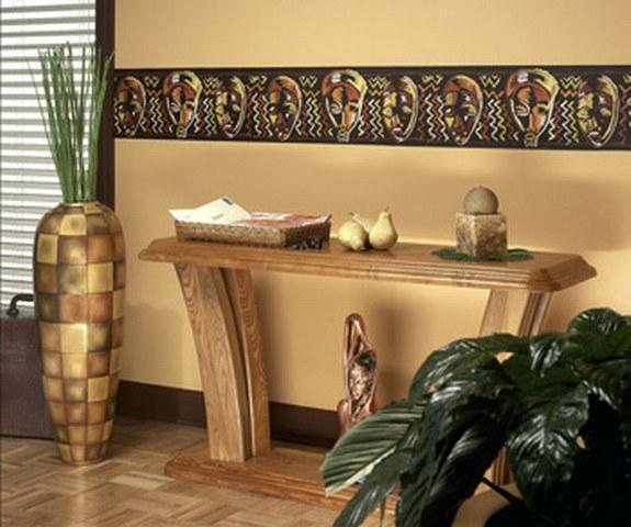 Кухня в африканском стиле своими руками 50