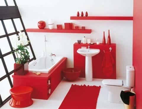 Цвет ванной