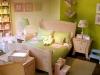 Зеленая комната для ребенка