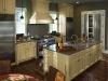 Зеленый в кухне