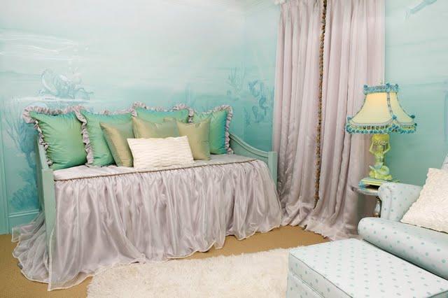 Нежная комната для девочки
