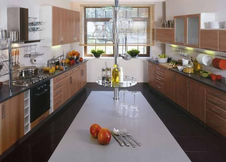 Комментариев не найдено.  Дизайн интерьера кухни 151 (1/1).  ВЕРНУТЬСЯ.