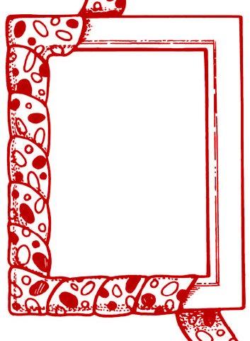 Декор зеркальной рамы