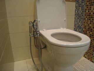 Душ в туалете
