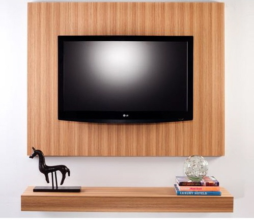 Стена под телевизор