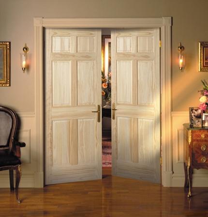 Нейтральная дверь