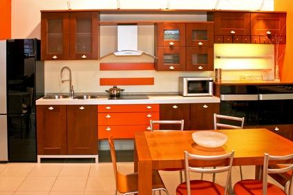 кухня по прямой