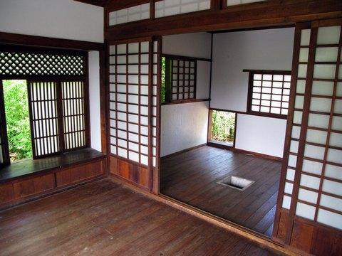 Отделка японского дома