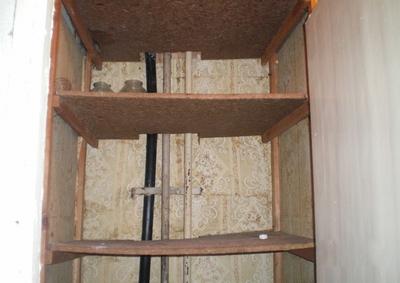 Шкафы купе внутри как сделаны
