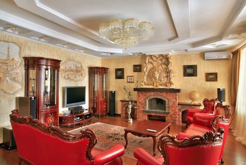 Стиль барокко в интерьере: мебель