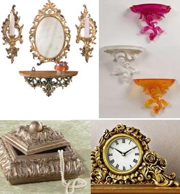 аксессуары и предметы декора