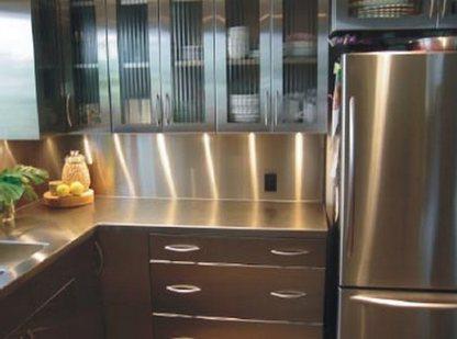 Столешница для кухни из нержавеющей стали столешница со склада