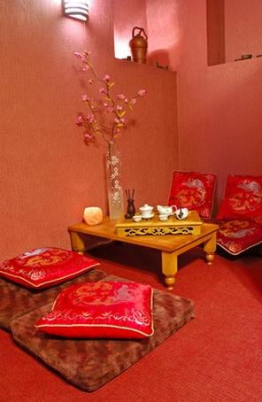 китайский стиль чайная церемония