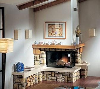 дровяной камин