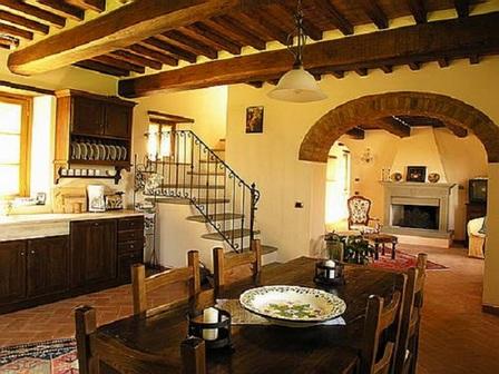 тосканский стиль