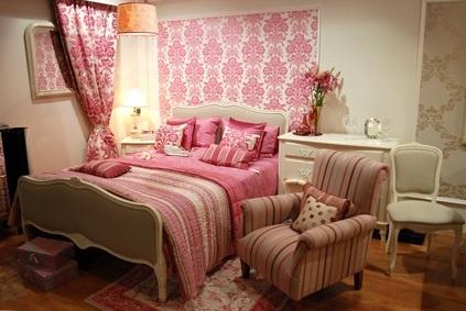 комната девушки