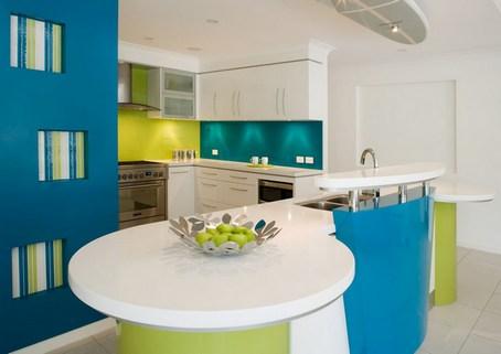 барная стойка остров на кухне
