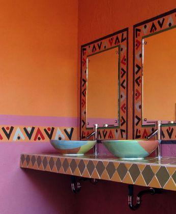 мексиканский декор