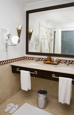 встраиваемые раковины в ванной