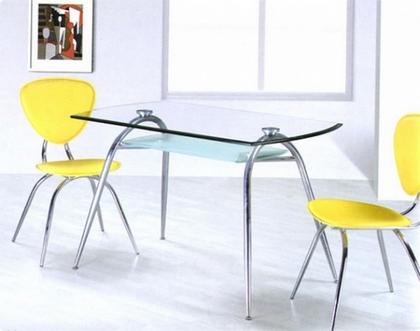 стклянный стол