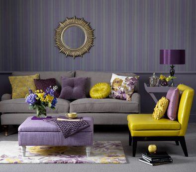 - Home interior wall color contrast ...