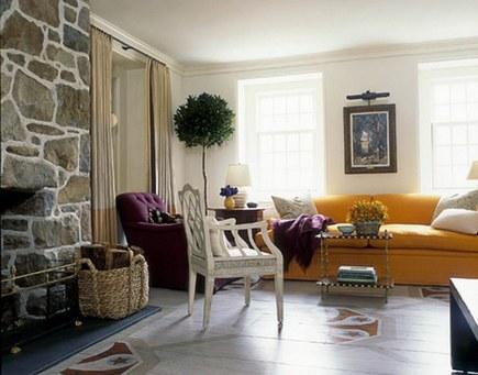 цвет дивана и кресла