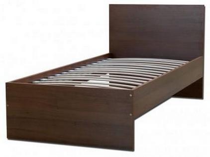 кровать с ортопедическим основанием