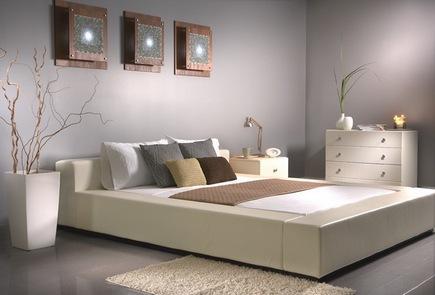 кровать платформа