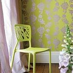 зелено-фиолетовые цветовые схемы
