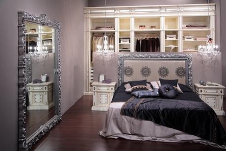 Планировка маленькой спальни