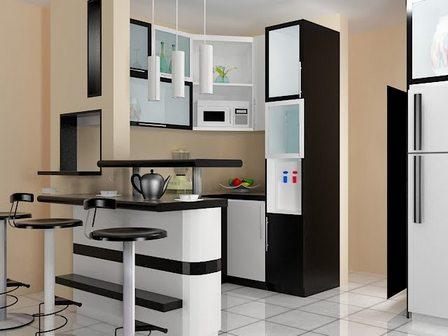 цвета для кухни-кафе