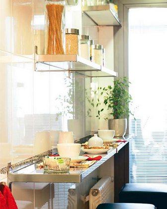 барный столик для маленькой кухни