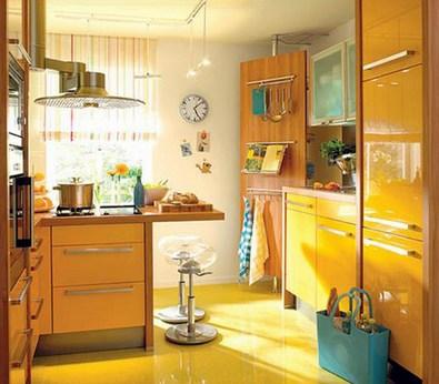 мини-стойка в кухне