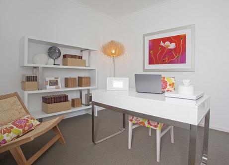 элегантный домашний офис