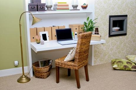 дизайн рабочего места дома