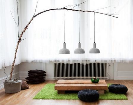ecos16 Как оформить квартиру в эко стиле Фото