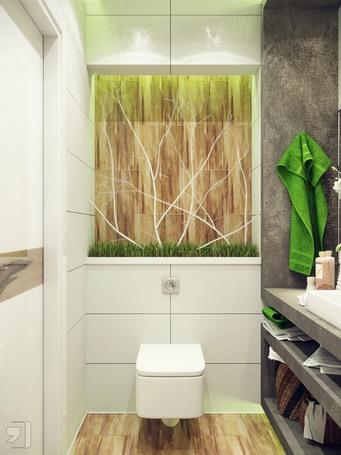 ecos19 Как оформить квартиру в эко стиле Фото