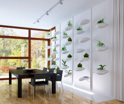 экологический стиль квартиры