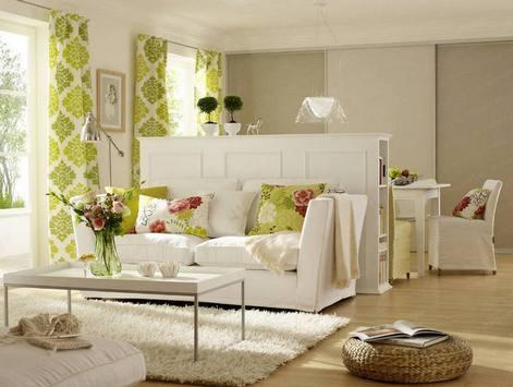 гостиная-столовая дизайн