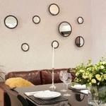 как украсить стены зеркалами: секреты и идеи