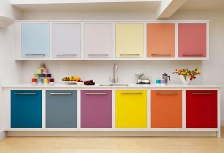 мебель для винтажной кухни
