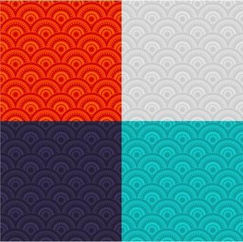 Популярные орнаменты и узоры в интерьере: продолжение, Домфронт