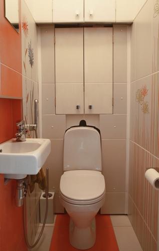 Дизайн туалета секреты маскировки