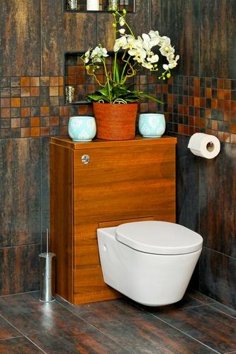 инсталляция для унитаза в туалете