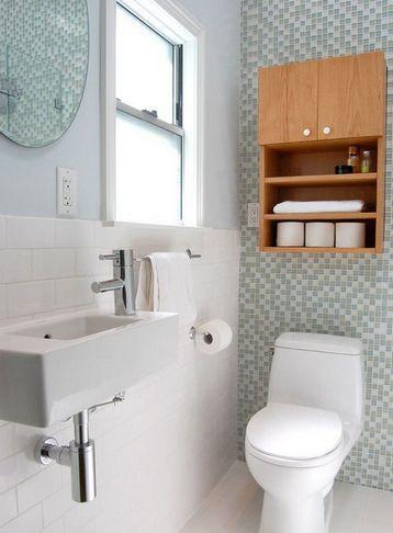 раковина в туалете