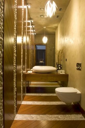 идеи по отделке туалета