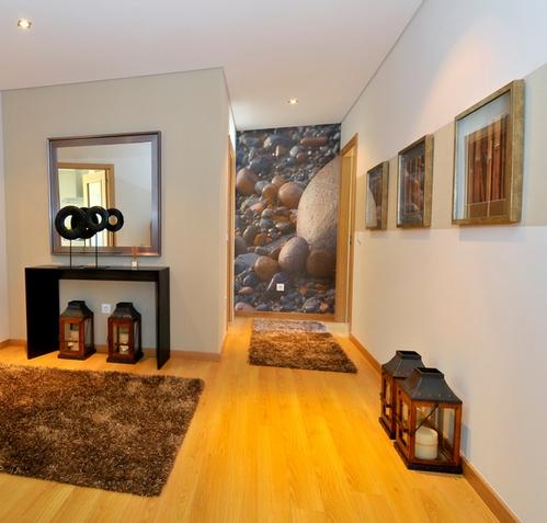европейский дизайн квартиры в природном стиле
