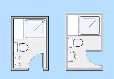 как поставить душевую кабину в ванной