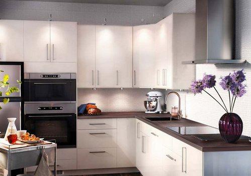 Как подобрать столешницу для кухни по цвету