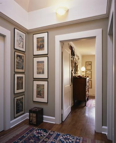 как украсить угол комнаты